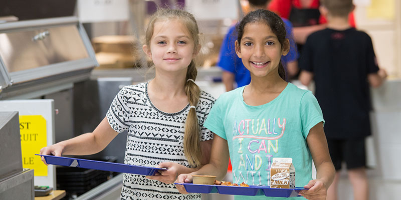 free and reduced lunch application status