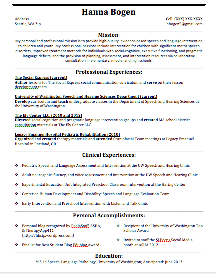 examples of good and bad job applications