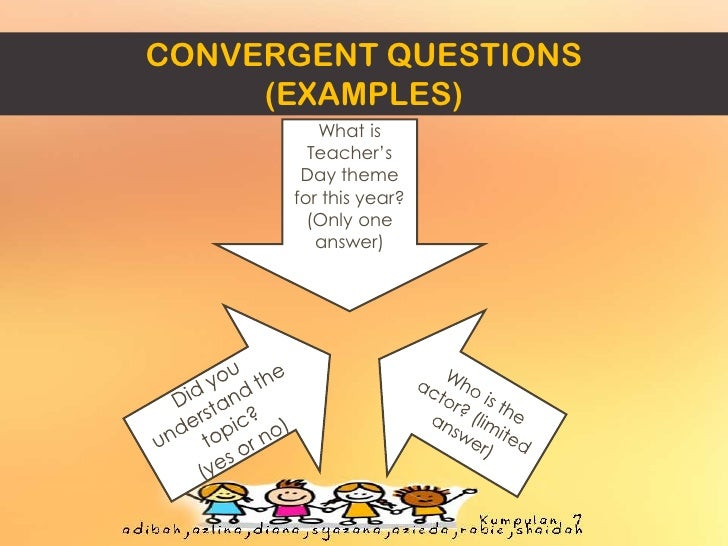 application of convergence and divergence