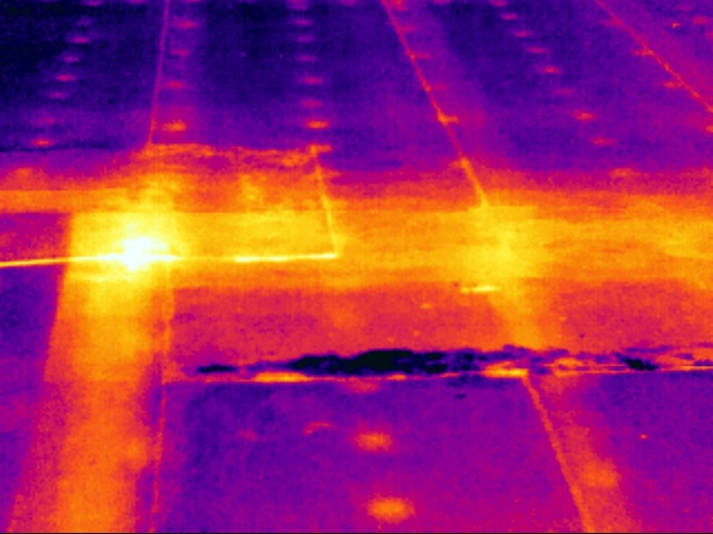 application of infrared thermography in concrete engineering journals