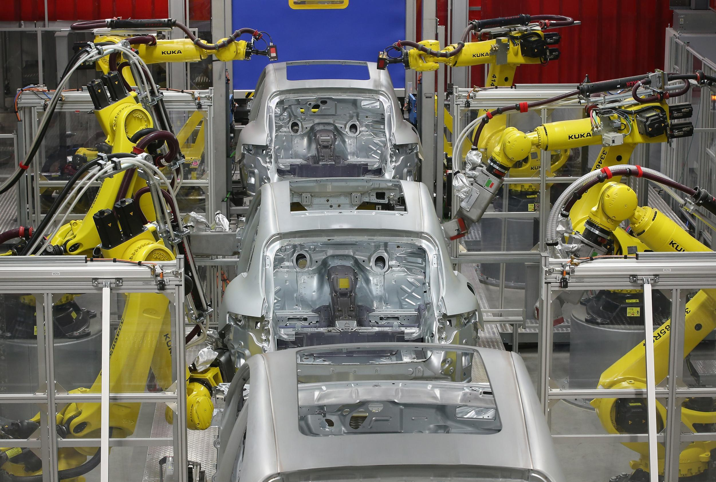 artificial intelligence applications in manufacturing