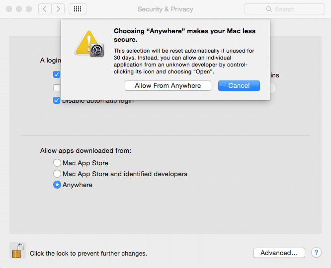 how to close applications on mac